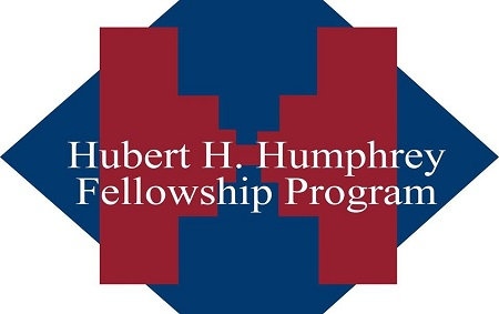 Hubert H. Humphrey Fellowship Program Logo