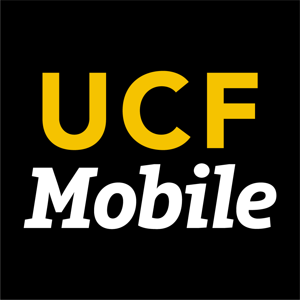 UCF Mobile Wordmark Square